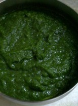 Green Chutney/Indian Pesto